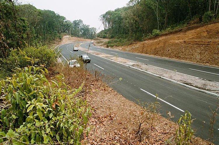 Pronto se habría de convertir en una arteria transitada y de gran importancia para liberar el tráfico.
