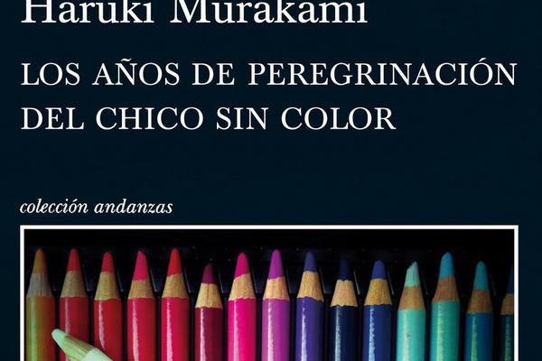 <p>La nueva novela de Haruki Murakami rompe récord de ventas</p>