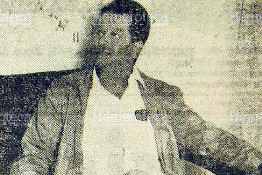Martín Prado Vélez, connotado alcalde de Guatemala, electo en 1949. Foto: Hemeroteca PL