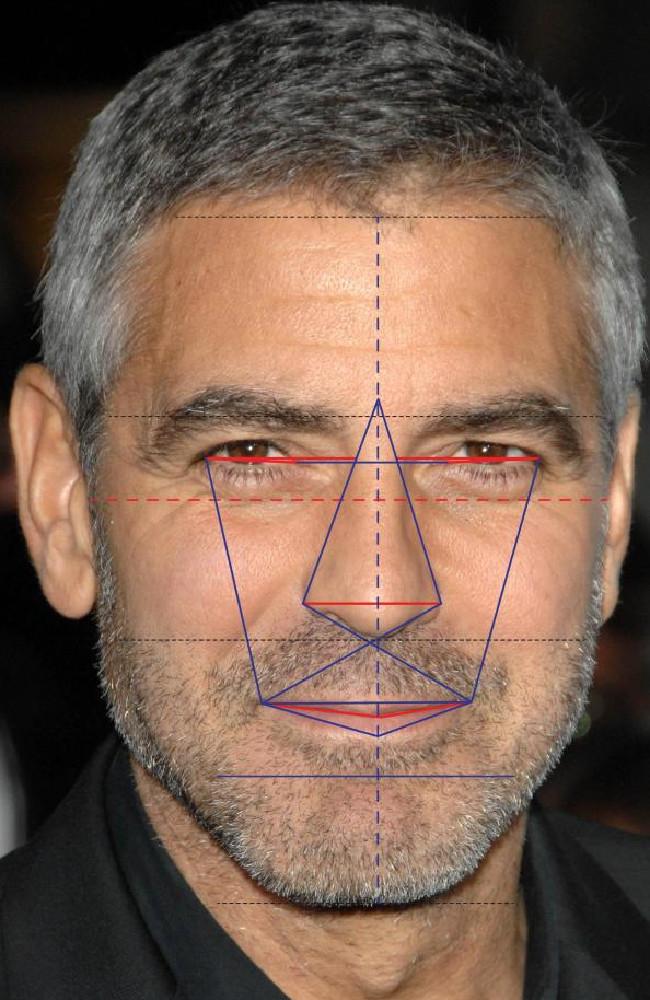 La proporción áurea analiza el rostro de las personas según los estudios de Leonardo da Vinci (Foto Prensa Libre: Julien De Silva).