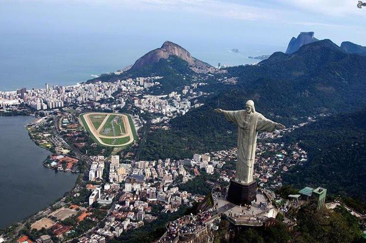 La ciudad brasileña de Río de Janeiro. (Foto Prensa Libre:HemrotecaPL).
