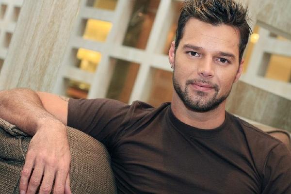 El artista boricua Ricky Martin llegó a Brasil el domingo último, en un vuelo procedente de España.