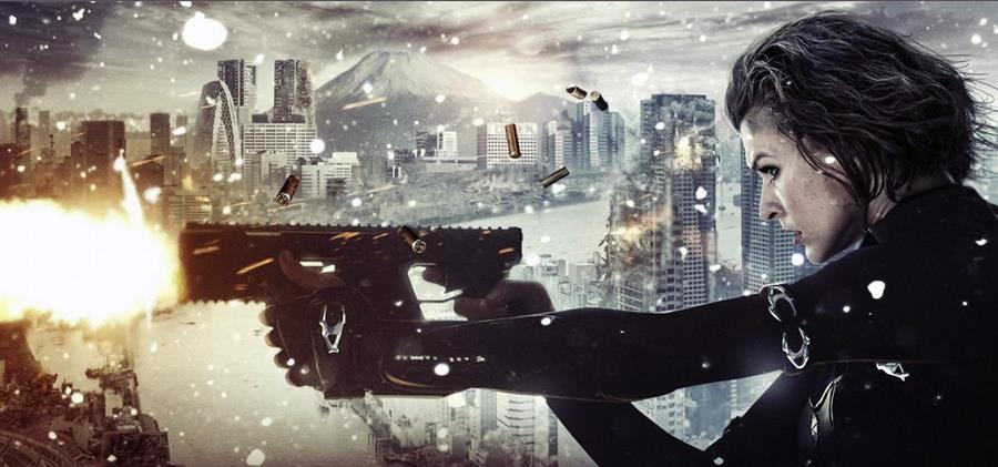 Milla Jovovich protagoniza la última entrega de la saga Resident Evil. (Foto Prensa Libre: YouTube)