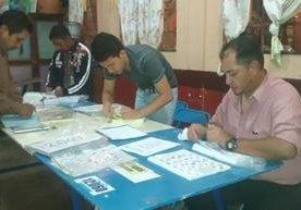 Inicia movimiento en centros de votación