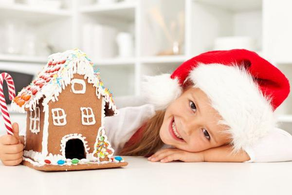 <p>Ideas para platillos infantiles navideños</p>