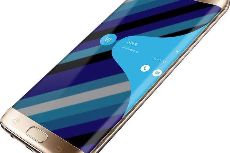 El smartphone tiene pantalla Súper AMOLED de 5.5 pulgadas y es resistente al agua. (Foto: Hemeroteca PL).