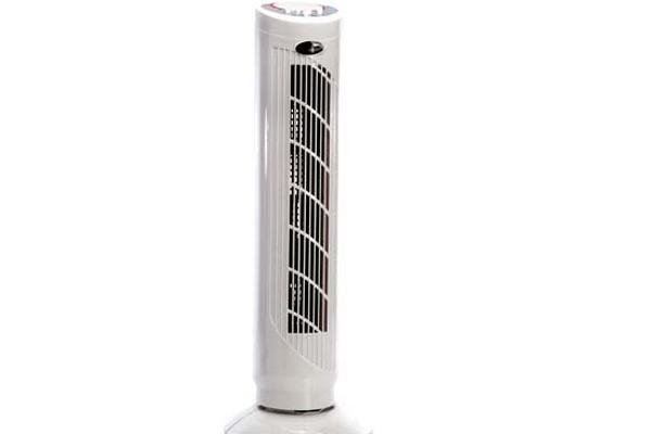 Como arreglar un ventilador de torre sistema de aire for Arreglar aire acondicionado