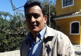 Óscar Alfredo Marroquín Mota fue juramentado como gobernador de Quiché y tomará posesión del cargo el próximo lunes. (Foto Prensa Libre: Oscar Figueroa)