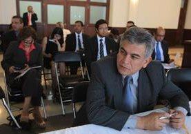 José Ramón Lam, quien dirige el equipo de transición del presidente electo Jimmy Morales, es señalado por el Ipnusac de haber plagiado cuatro ensayos. (Foto Prensa Libre:Hemeroteca PL)