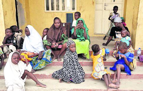 Niñas y mujeres nigerianas han sido mutiladas en ese país, durante años. (Foto Hemeroteca PL).