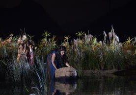 La teleserie Moisés y los diez mandamientos relata desde el nacimiento del profeta judío hasta la liberación del pueblo de Israel. (Foto Prensa Libre: Canal 27).
