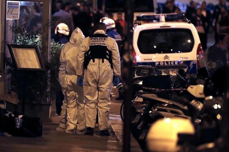 Un ataque con cuchillo en París deja al menos un muerto