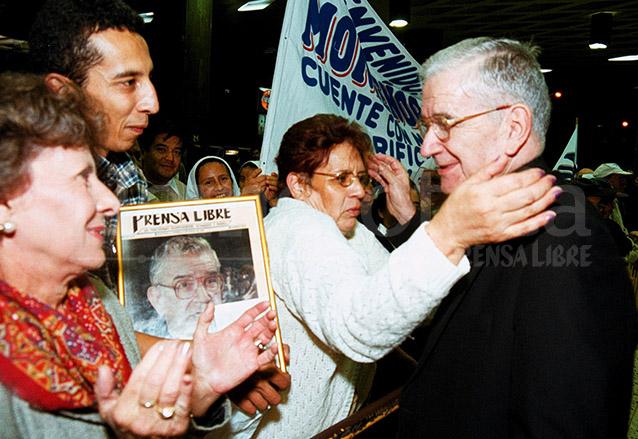El Cardenal es recordado por su participación en el proceso de paz y por su carisma con sus feligreses. (Foto: Hemeroteca PL)