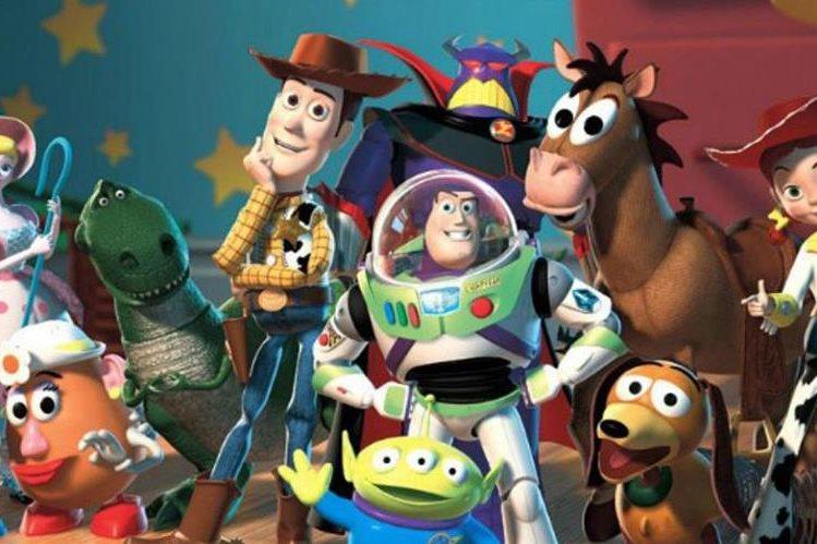 Las películas creadas por Pixar, propiedad de Disney, no estarán más en Netflix (Foto Prensa Libre: Disney).