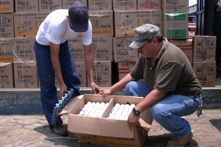 Entre los sectores que mayor impacto tendrán, está la industria avícola. (Foto Prensa Libre: Hemeroteca PL)