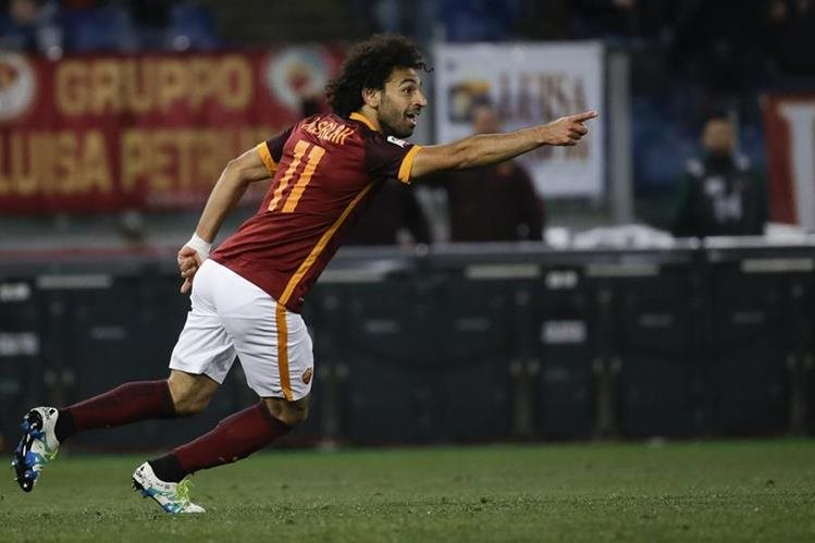 Liverpool ficha al egipcio Mohamed Salah para cinco temporadas