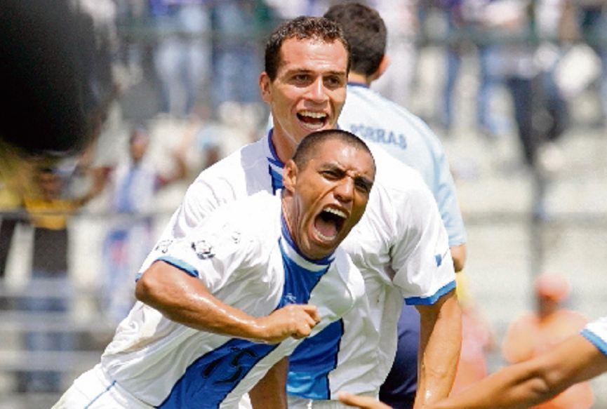 """El """"Pin"""" Plata se retiró de la Selección Nacional con 35 goles anotados. (Foto Prensa Libre: Hemeroteca)"""