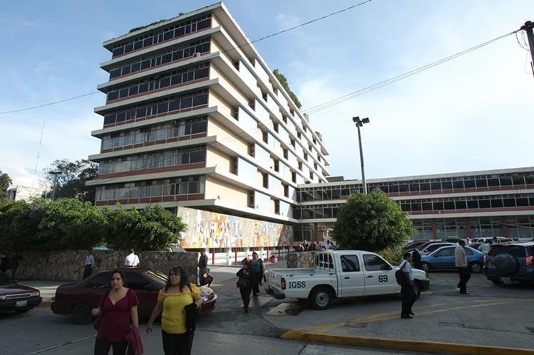 Las denuncias se pueden hacer en el IGSS, en el Ministerio de Trabajo o en la Procuraduría de Derechos Humanos. (Foto, Prensa Libre: Hemeroteca PL).