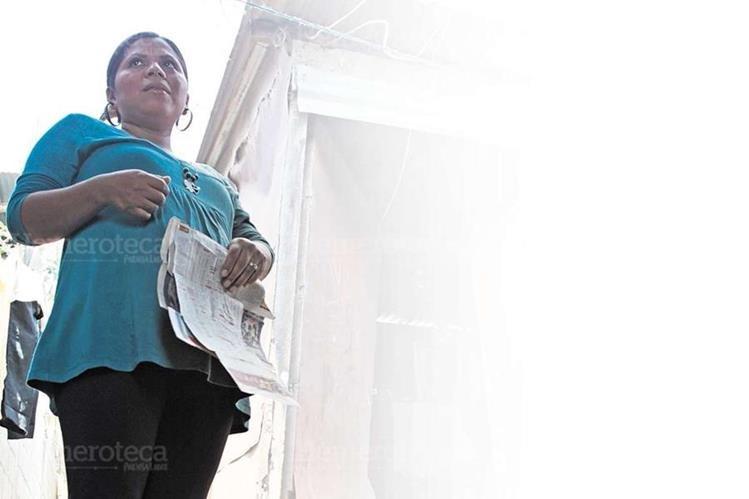 05/05/2013. Viudas de pilotos de buses, madres desoladas. (Foto: Hemeroteca PL)