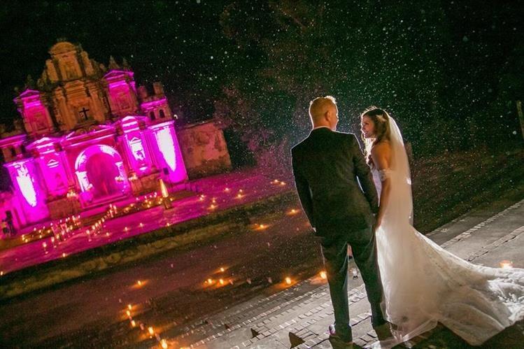 antigua guatemala ofrece lugares de ensueo para una boda foto prensa libre rodolfo walsh