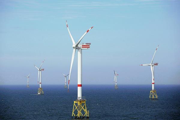 Empresas españolas han puestos su interés en el sector de energías renovables.