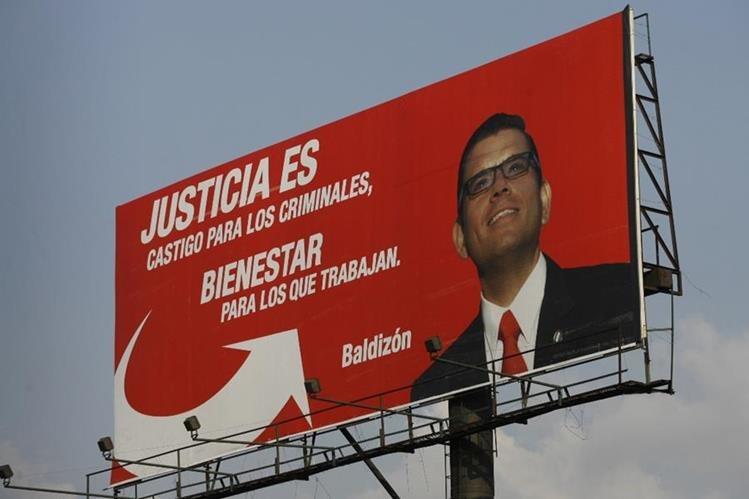 La Fiscalía de Delitos Electorales investiga si el partido Lider infringió la ley durante la campaña electoral. (Foto Prensa Libre: Hemeroteca PL)