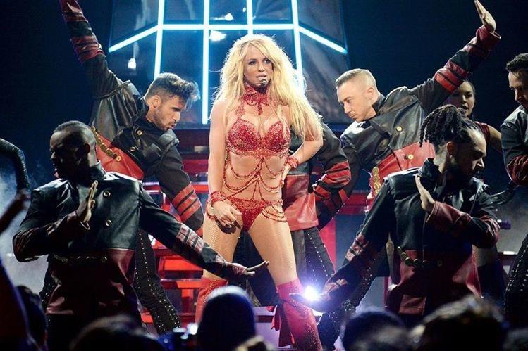 Britney Spears espera conquistar al público con su nuevo disco, con un sonido más maduro. (Foto Prensa Libre: AP)