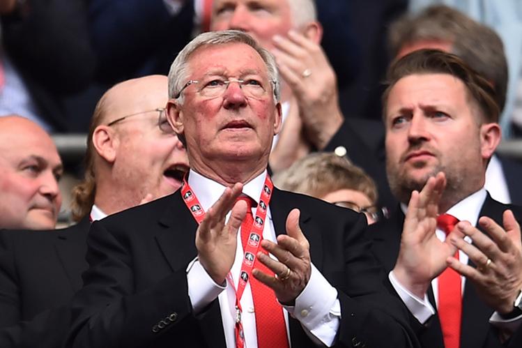 Alex Ferguson sufrió una hemorragia cerebral