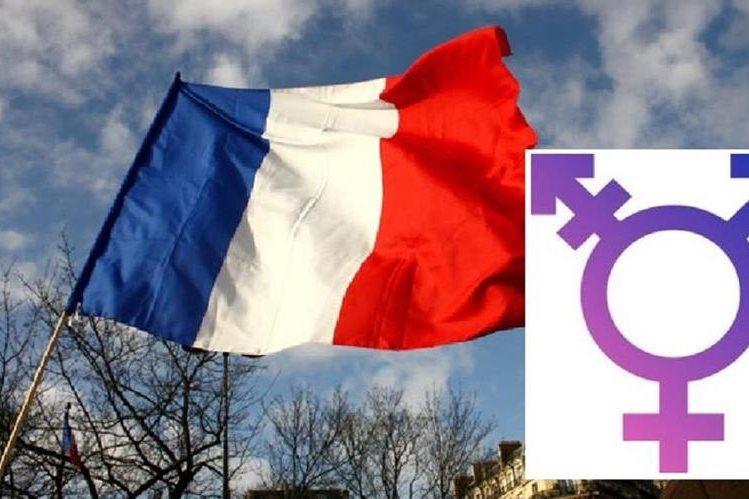 """El gobierno de Francia reconoce por primera vez el sexo """"neutro""""."""
