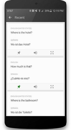 Microsoft Translator permitirá guarda las traducciones en el teléfono o smartwatch. (Foto Prensa Libre: Hemeroteca PL).