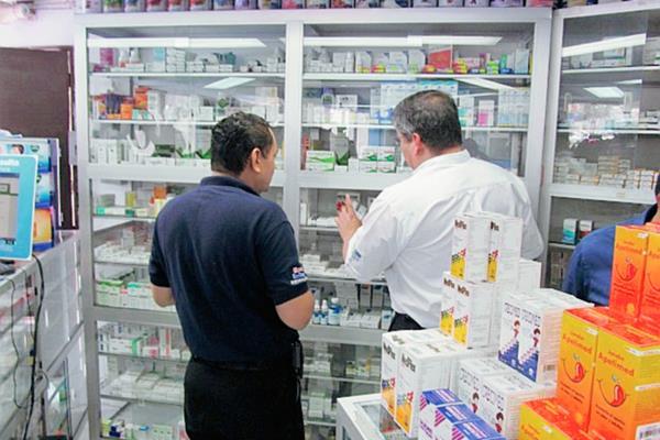 Países como El Salvador ha logrado ahorrarse $7 millones en la compra conjunta de medicamentos. (Foto Prensa Libre: Hemeroteca)