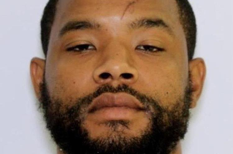 Radee Labeeb Prince, de 37 años, sospechoso de ser el autor de un tiroteo en Edgewood, Maryland. (Foto Prensa Libre: EFE)
