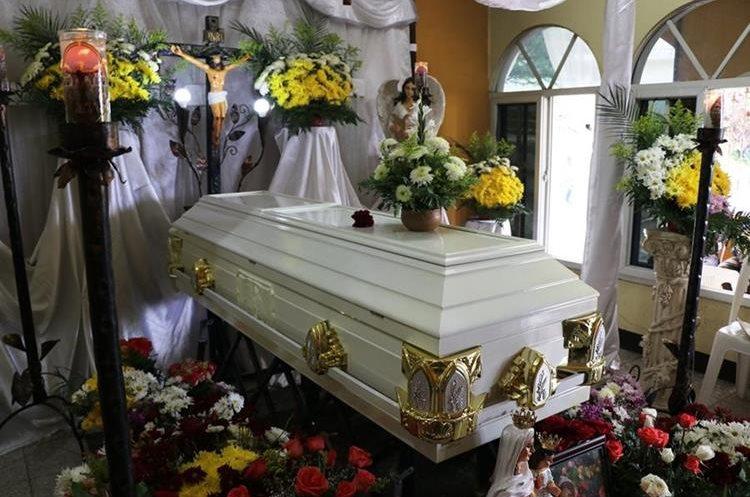 El deceso de Dulce María Palma ha causado consternación en Chiquimula. (Foto Prensa Libre: Mario Morales).