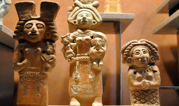 Tonantzin tenía en el cerro Tepeyac, su centro de veneración prehispánico. (Foto Prensa Libre: Hemeroteca PL)
