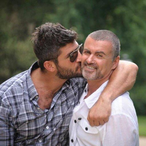 Fadi Fawaz fue la última pareja de George Michael. (Foto Prensa Libre: @fadifawaz)