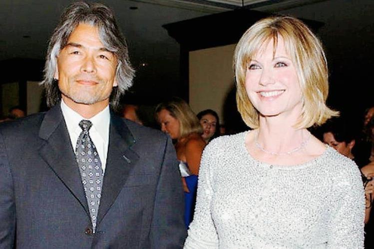 Patrick McDermott y Olivia Newton-John llevaban una relación de 9 años antes de que él desapareciera en el 2005. (Foto Prensa Libre: HemerotecaPL).