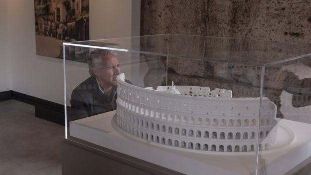 Colosseo, un