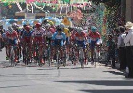 Continúa la pelea por ganar la 56 Vuelta a Guatemala