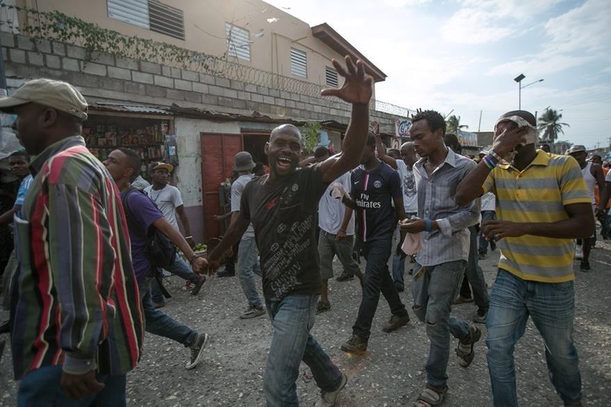 Haití vive crisis política por la falta de acuerdo entre partidos para celebrar elecciones presidenciales. (EFE)