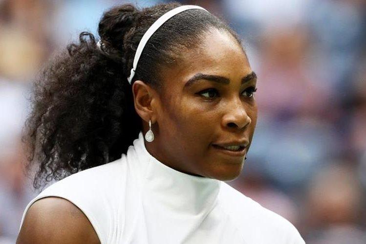 Serena Williams respondió este martes a las críticas del extenista John McEnroe. (Foto Prensa Libre: Hemeroteca)