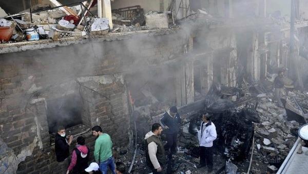Mueren 24 personas en atentado. (Foto Prensa Libre: EFE)