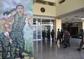 En el Centro Médico Militar, zona 16, se atendía a pacientes del IGSS, pero el convenio entre ambas instituciones terminó en febrero. (Foto: Hemeroteca PL)