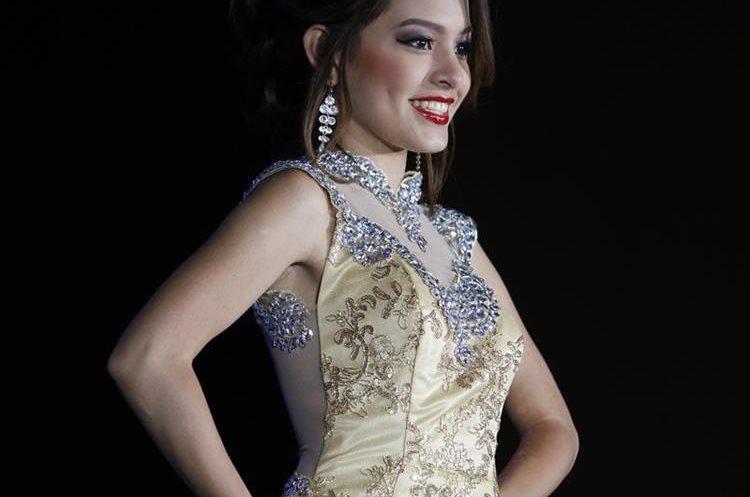 La final de Miss Teen Guatemala se disputó el pasado martes en el Hotel Camino REal. (Foto Prensa Libre: Paulo Raquec).