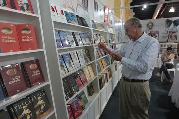 Amantes de la lectura tendrán 10 días para participar en la Filgua 2017, que se efectuará en Forum Majadas. (Foto Hemeroteca PL)