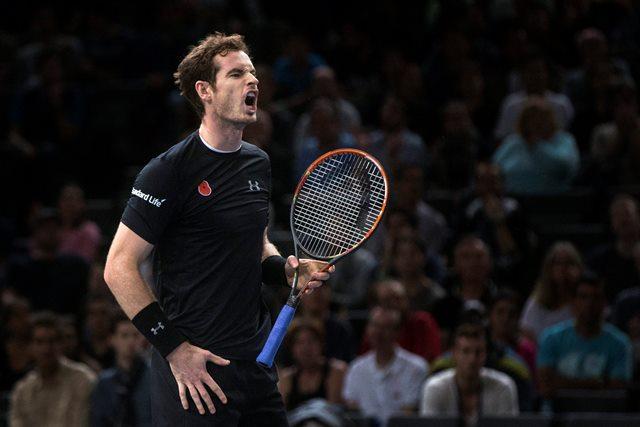 Murray será el rival del serbio en la final de París. (Foto Prensa Libre: EFE)