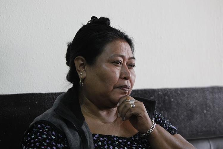 Luisa Coc Tacatic fue absuelta de las muertes de dos adolescentes ocurridas en el 2011. (Foto Prensa Libre: Hemeroteca PL)