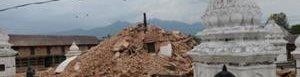 Desastre cultural en Nepal.