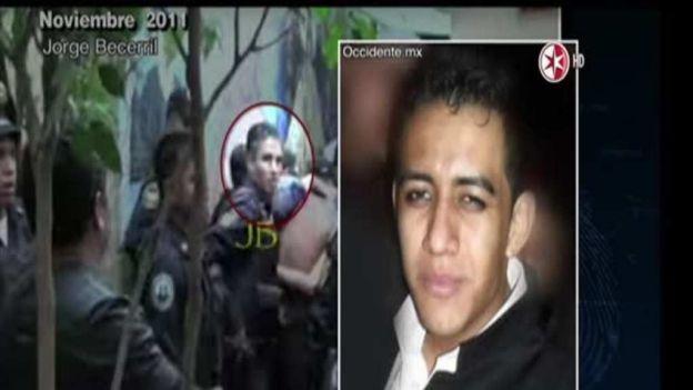 <em>Abraham Torres Tranquilino, de 24 años, quien fue policía de la Ciudad de México hasta el 2011.(Foto: i.televisa.com)</em>