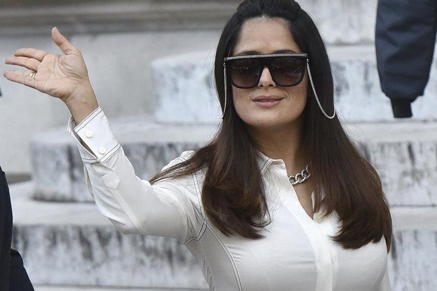 La mexicana ha dejado claro que su apoyo en las elecciones de Estados Unidos es para Clinton. (Foto Prensa Libre: AP)