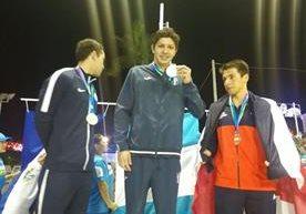 Los nadadores dan su máximo esfuerzo y vibraron con las medallas.&nbsp;<br />